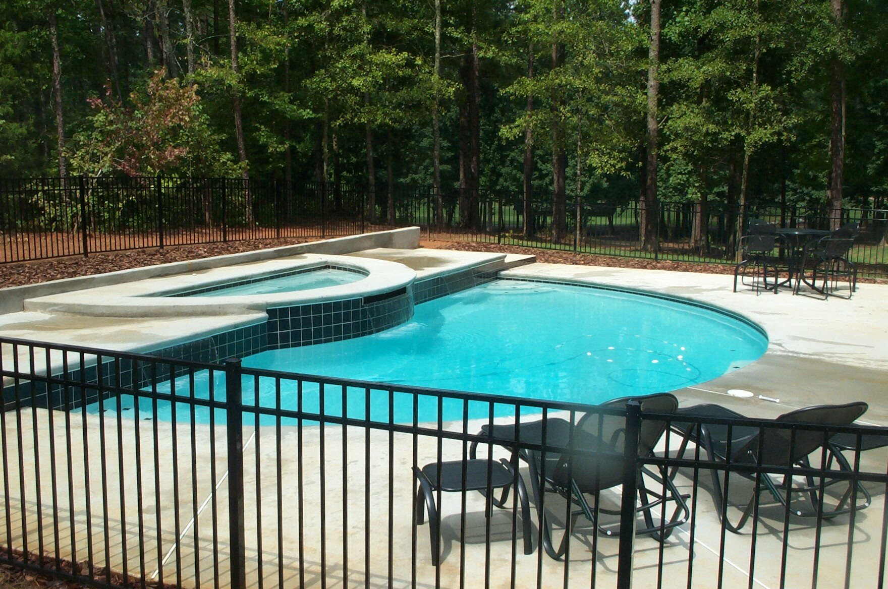 Anthony & Sylvan Pool Fencing