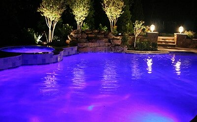 Water Features for Inground Pools