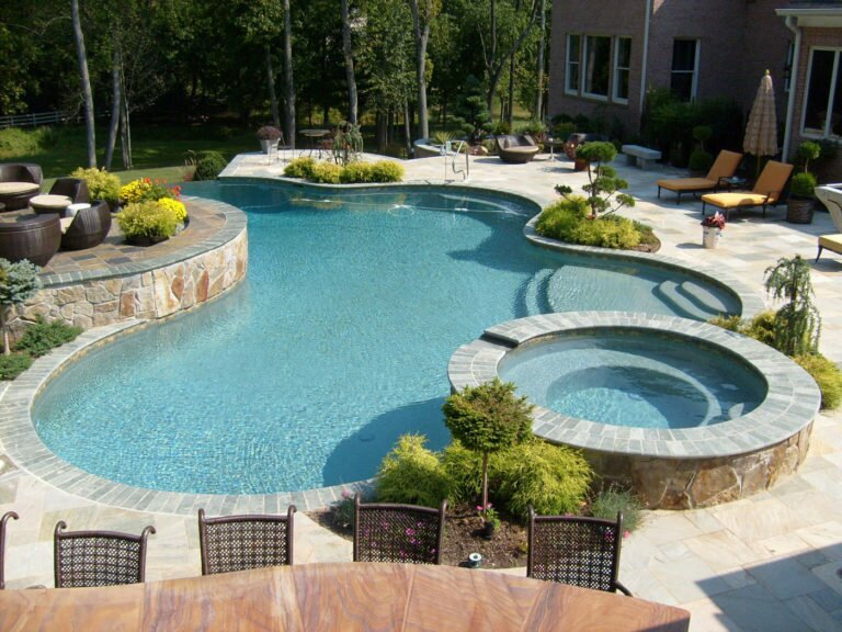 Browse Inground Pools and Spas From Anthony and Sylvan